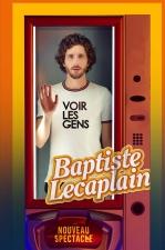 BAPTISTE LECAPLAIN-en attente d'un report