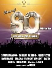 BEST OF 80 ! reporté 21/10/22
