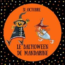 LE BAL'HOWEEN DE MANDARINE